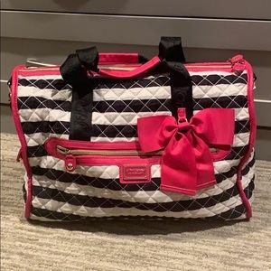 Betsey Johnson Travel Bag Tote Overnight